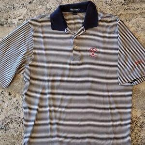 Ralph Lauren polo golf men's short sleeve shirt L